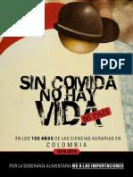 SIN COMIDA NO HAY VIDA [Centenario Ciencias Agrarias Colombia]