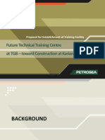PTP Tech-TC TGB Towards Kariangau DRAFT=v20140114