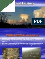 Pembentukan awan (1)