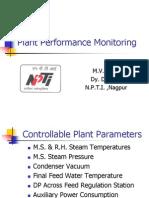 Turbine Performance Monitoring