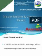 Manejo Sanitário de Caprinos