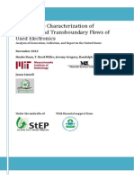 StEP Initiative - MIT-NCER Used Electronics Flows Report (Final)