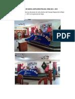 Elecciones de Nueva Junta Directiva Del Crmj 2014