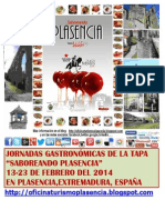 Saboreandoplasencia2014 Esp