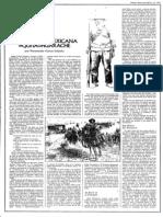 García Saldaña - La Revolución Mexicana se quita el huarache