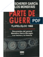 Carlos Monsivais & Julio Scherer - Parte de Guerra