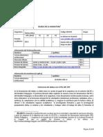 Sílabus Teoría Crítica 2013-3
