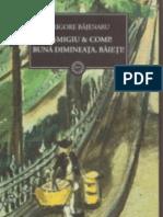 Bajenaru, Grigore - Cismigiu et Comp.