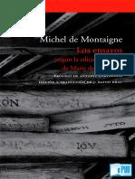 MicheldeMontaigne.Losensayos