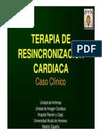 Caso_clinico Resincronizacion Cardiaca