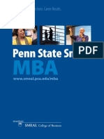s Meal Mba Brochure