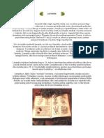 Povijest Lavande