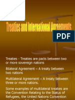 Treaties