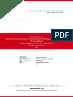 Formacion Permanente e Innovacion en Las Practicas Pedagogicas en Docentes de Educacion Basica