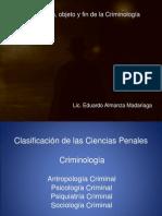 Criminología 2a clase