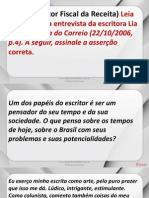 Texto - Aula 07 - Exercícios