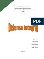 Defenza Integral Unefa