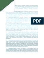 CLASIFICACIÓN DE TRAMPAS