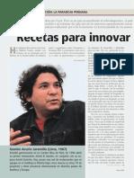 Gastronomia y Nutricion-- La Paradoja Peruana