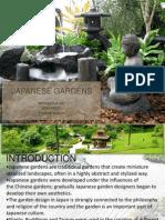 Japanese Gardens Ppt