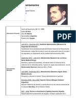 Curriculum Sergio Santamarina (02-2014)