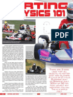Karting Physics 101