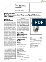 ESFR 17 Upright