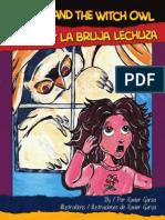 Zulema and the Witch Owl /Zulema y La Bruja Lechuza by Xavier Garza