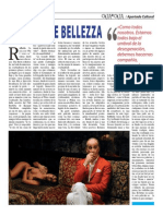 La Grande Bellezza de Paolo Sorrentino (Oja x Oja 2014-02-03)