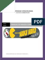 Manual de Imagen Waka Waka