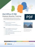 Dial Office IP PBX Reseller Training