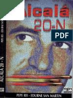 Rei, Pepe - Alcala 20-N. EGIN 1996