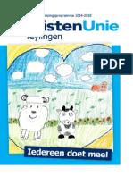 ChristenUnie Teylingen Programma 2014-2018