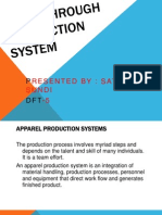 Make Through Production System