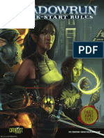 Shadowrun Quick-Start Rules (Free RPG Day 2012)