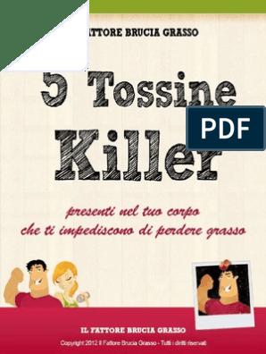come ridurre il grasso nel corpo pdf