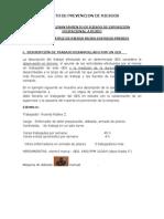 EJEMPLO DE LEVANTAMIENTO DE RIESGO DE EXPOSICIÓN OCUPACIONAL A RUIDO