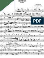 Orpheus Clarinet Solo