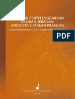 Keputusan No. 174 Tahun 2012 Tentang Petunjuk Penyelenggaraan Pakaian Seragam Pramuka