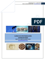 242. CURSO DE EPISTEMOLOGÍA + LICENCIATURAS