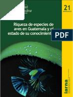 Aves Guatemala