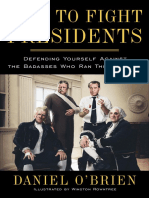 How to Fight Presidents by Daniel O'Brien - Excerpt