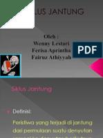 SIKLUS JANTUNG PPT