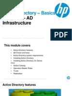 2 - AD Basics - Module2-AD-Infrastructure