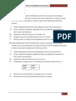 Fundamentals of Drawings and Surveying