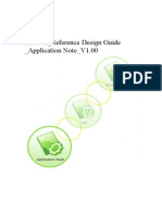 SIM908 Reference Design Guide Application Note V1.00