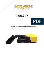 Manual de Operación y Mantenimiento Mini Dozer Modelo 48