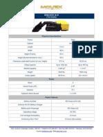 Brochure Minidozer 48