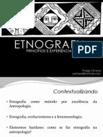 Etnografia - Thiago