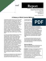 History Bc Methods